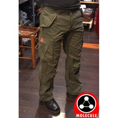 2195e8e15bde Παντελονι Molecule Cargo Χακι 54002 - Pure Clothing