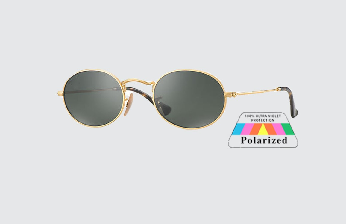 c134aa0196 Γυαλια Ηλιου Στρογγυλα Μικρα Χρυσα Polarized - Pure Clothing